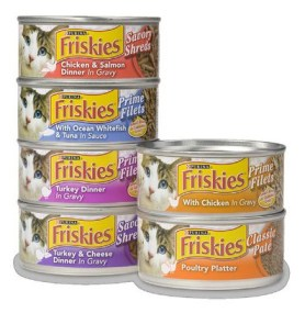 friskies cans