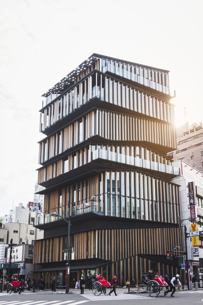 Face To Face With 5 Of Japan S Most Innovative Architectural