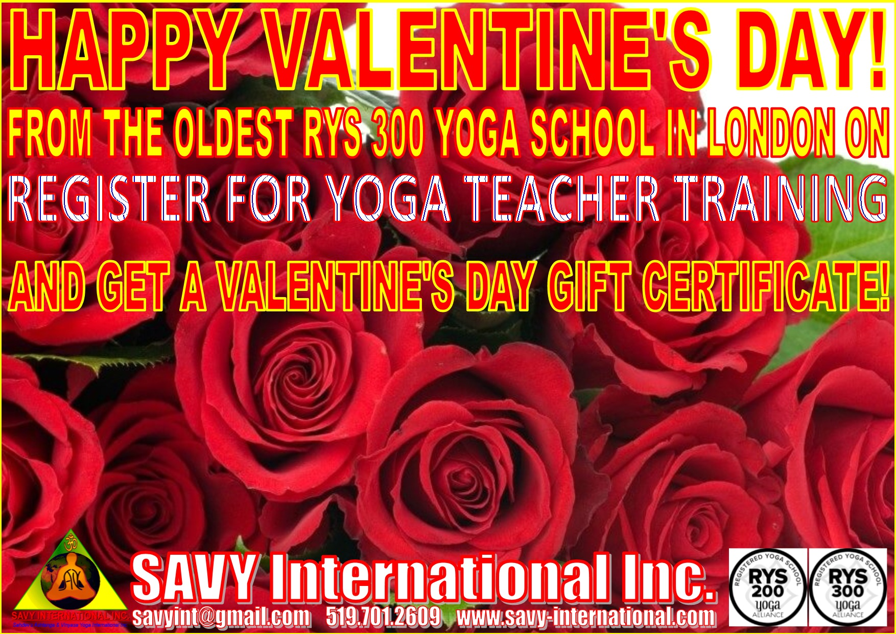Most Comprehensive, Most Affordable Yoga Teacher Training London*