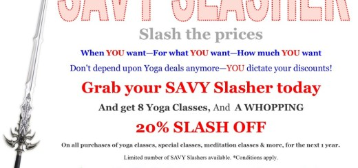 SAVY Slasher Offer