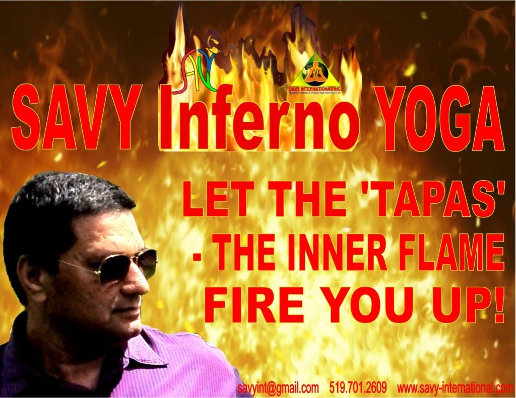 SAVY Inferno Yoga