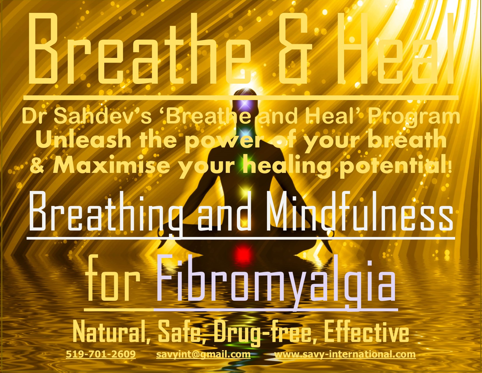 Breathing and Mindfulness in Fibromyalgia