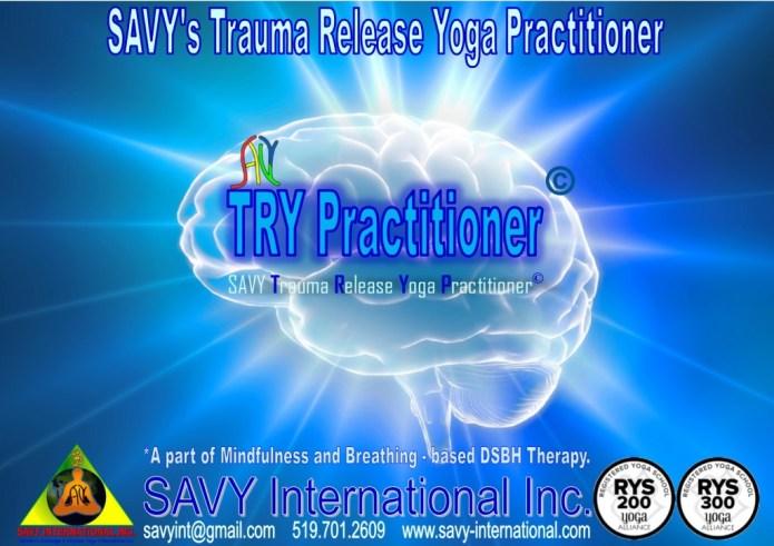 Trauma Release Yoga Practitioner