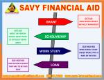 SAVY Financial Aid