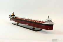 Ss Edmund Fitzgerald Great Lakes Freighter Savyboat Ship