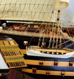hms victory museum quality 10 feet handcrafted wooden model ship [ 1200 x 801 Pixel ]
