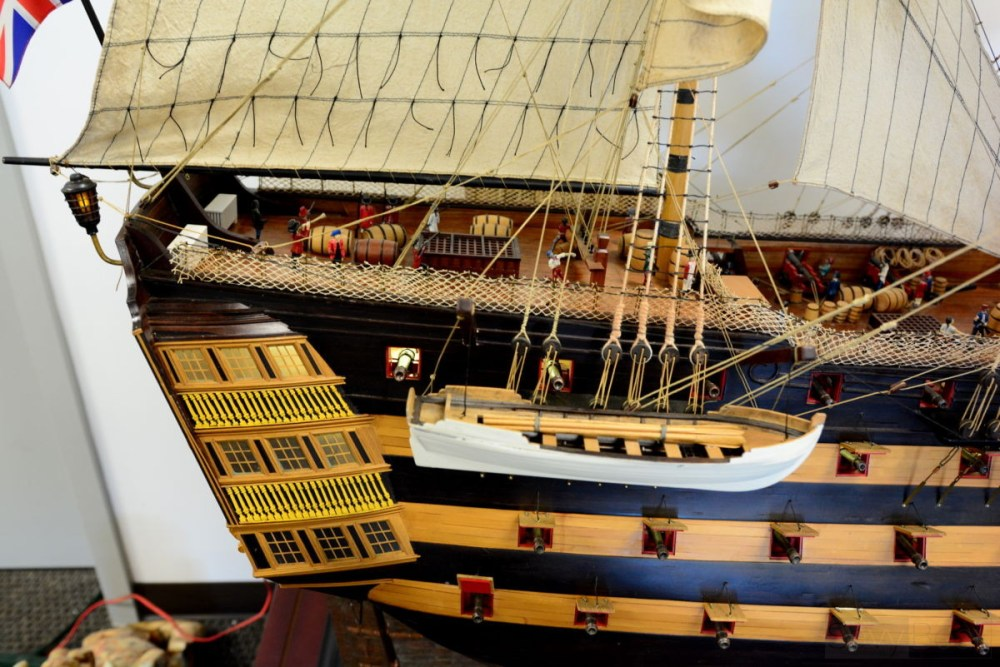medium resolution of hms victory museum quality 10 feet handcrafted wooden model ship