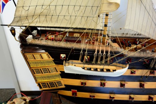 small resolution of hms victory museum quality 10 feet handcrafted wooden model ship