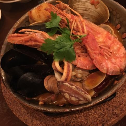 門前仲町町のおいしいポルトガル鍋が食べれる『プエルタ』