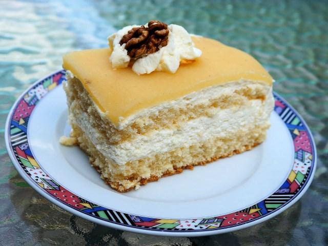 ชิฟฟอนเค้ก สุขสันต์วันเกิด sawadd