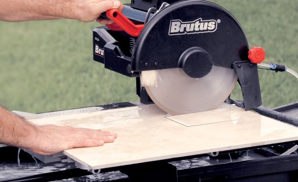how to cut tile without a wet saw 7