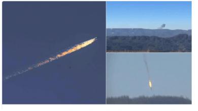 Photo of تركيا … قائدا الطائرة الروسية في قبضة المعارضة وروسيا تؤكد مقتل احدهما