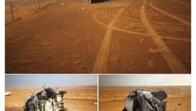 Photo of بالصور .. الخارجية تتحقق من وفاة 3 أردنيين بحادث سير في السعودية / أسماء
