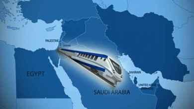 Photo of الاحتلال يقدم خطة لمد سكك حديدية مع دول الخليج عبر الأردن
