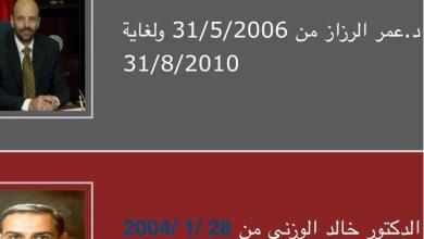 Photo of مفاجأة .. شراء الضمان لأرض الطنيب تمت عندما كان الرزاز مديرا للضمان