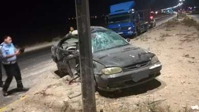Photo of وفاة سيدةوإصابة 4 آخرين بحادث تصادم في الزرقاء / صور