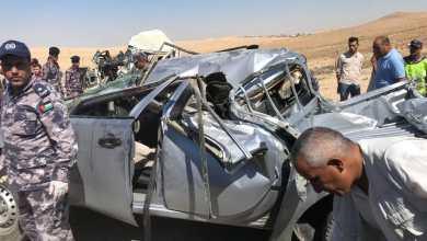 Photo of بالصور .. حادث سير مروّع قرب جامعة الزرقاء