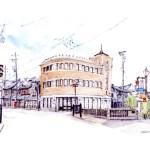 魚谷幸子水彩画展