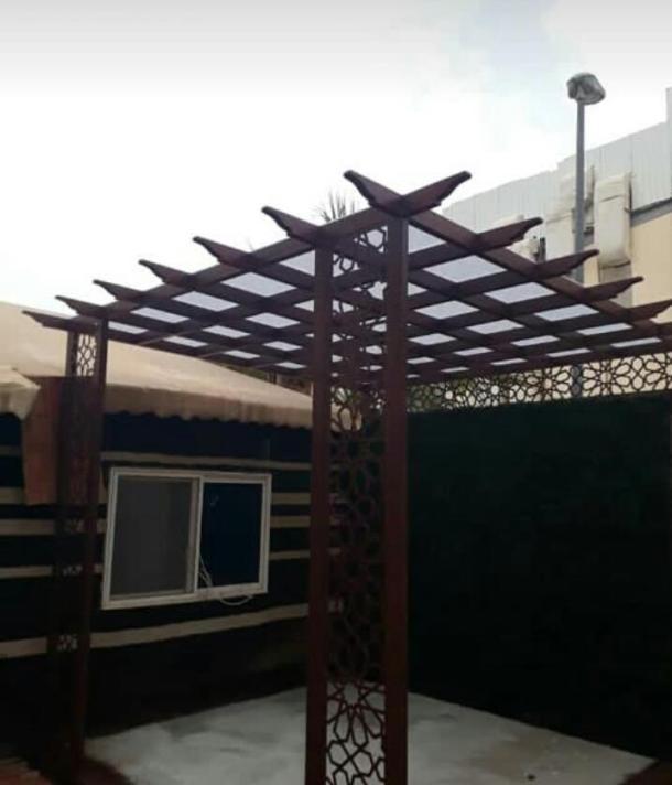 أشكال حديثه مظلات حدائق منزلية