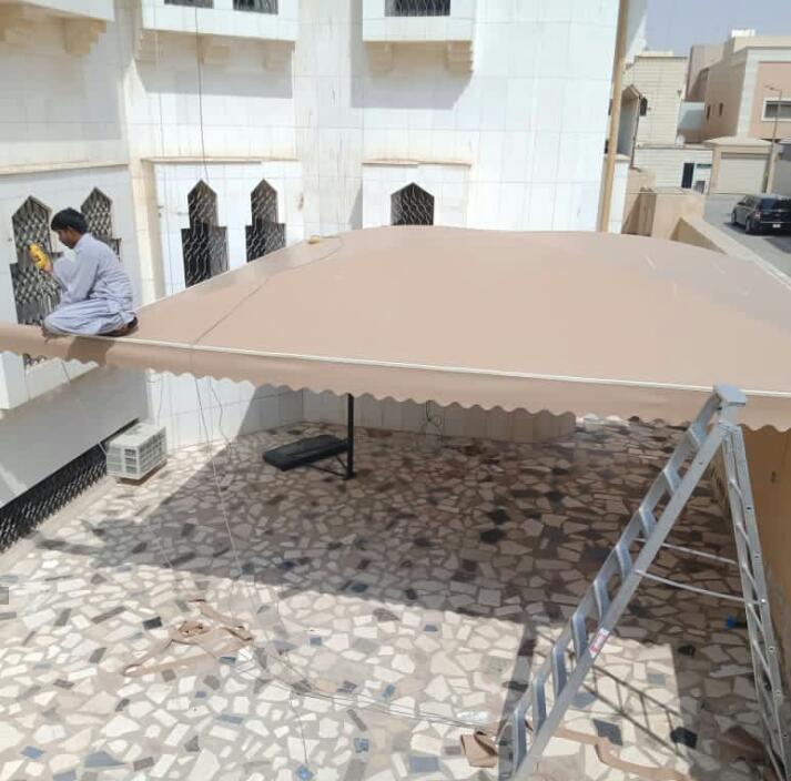 مظلات وسواتر التخصصي افضل اسعار تركيب أعمال المظلات والسواتر والبرجولات