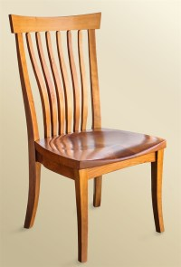 Winged Dining Chairs - Sawbridge Studios