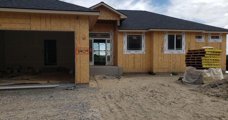 3404 Bing St Panorama Vista Lot 10: West Richland