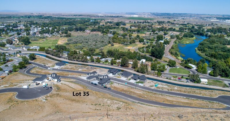 3550 Orchard St New home started! (Lot 35)
