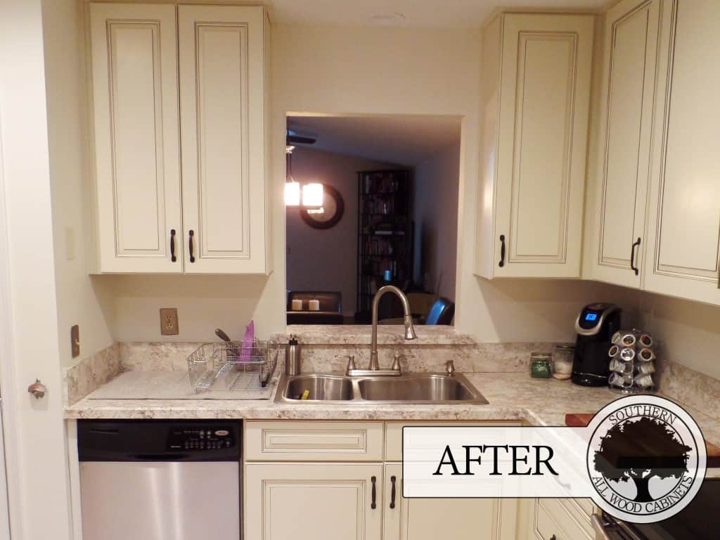 southern all wood cabinets |