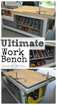 Ultimate assembly table Sawdust2stitches - Sawdust 2 Stitches