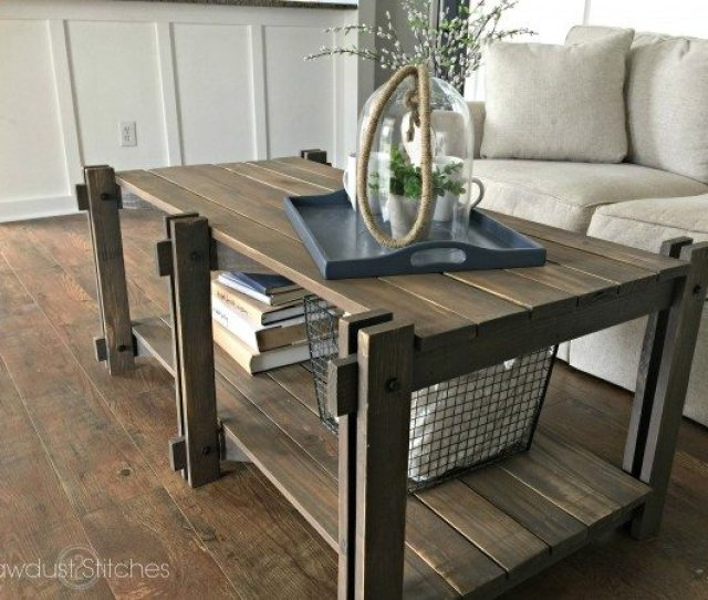 Stunnning Isnt It I Love The Sleek Design And Overall Aesthetics Of This Diy Project Its Not Just A Coffee Table Its A Work Of Art