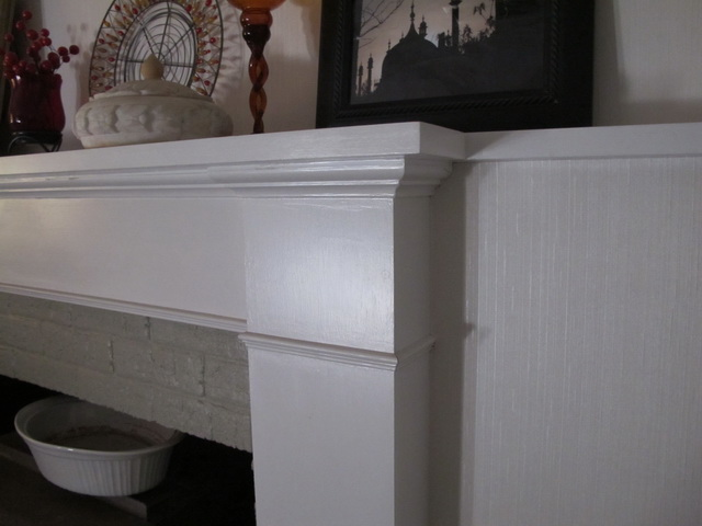 Fire Place Rehab