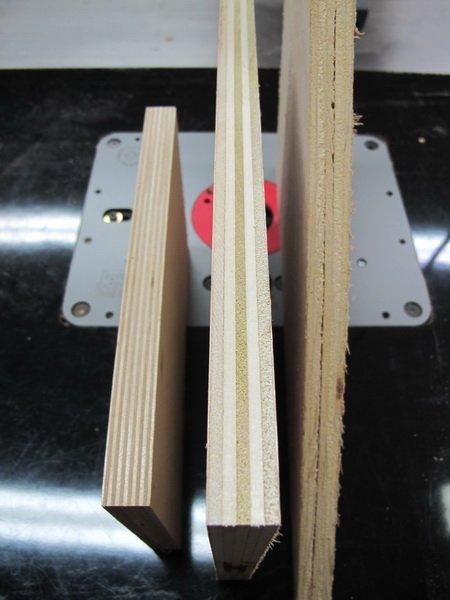 Decide on the type of ply - there are good, bad and really ugly plys out there.
