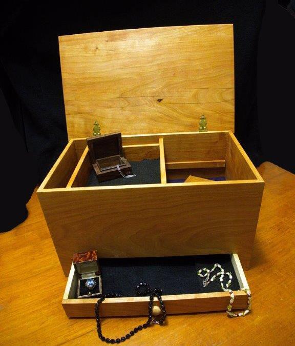 Make a Jewellry Box – Part 11