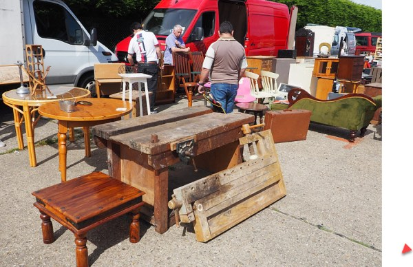 Car Boot Sale - UK