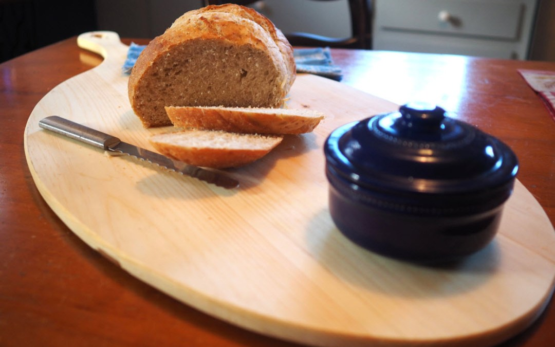Traditional French Breadboard