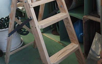 Making a Step Ladder