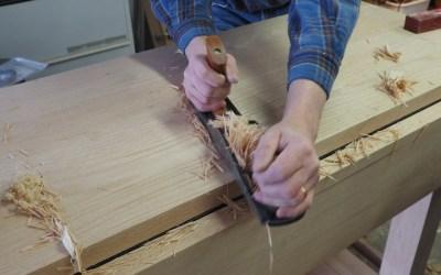 Oak Kitchen Table