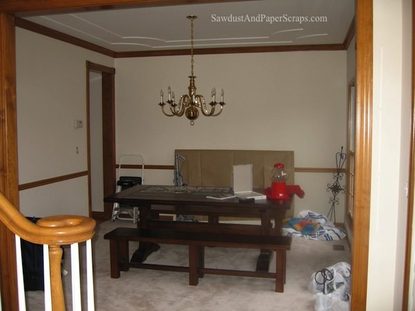IL Dining Room Before