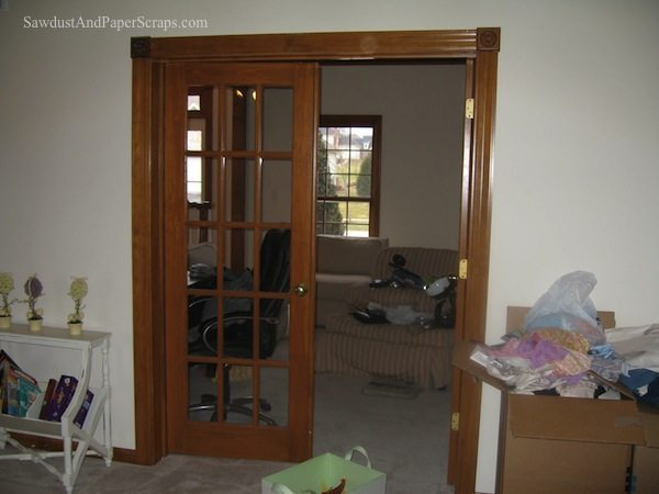 Library entry IL before