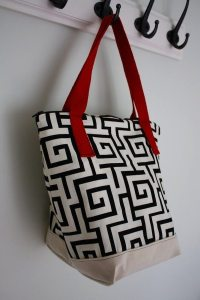 Washable Insulated Lunch Tote - Sawdust Girl