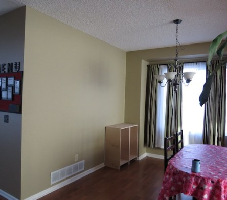 ideas for dining room built in buffet