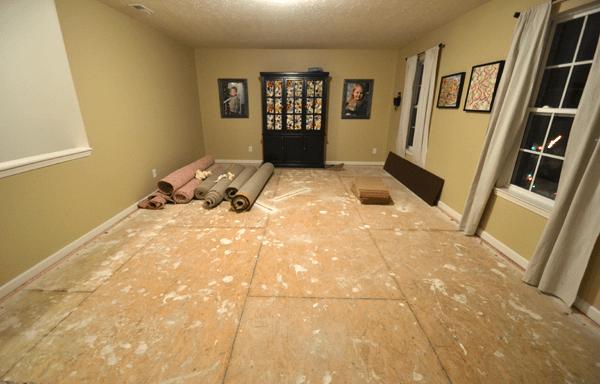 Beckie's Studio - Craft Room Project