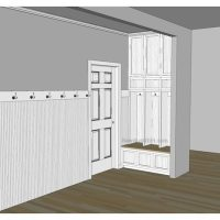 Mudroom locker ideas