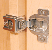 Choosing Cabinet Door Hinges - Sawdust Girl