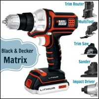 Black & Decker Matrix review