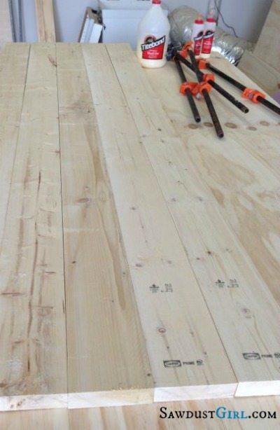 Diy Wood Countertops Sawdust Girl 174