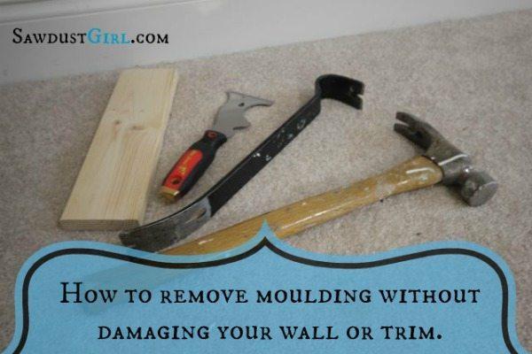 Removing Baseboard Without Damage
