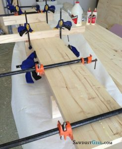 Building countertops