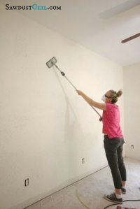 How to get rid of ugly wall texture - Skim Coating ...