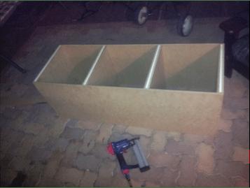 building built-in bedroom storage - SawdustGirl.com